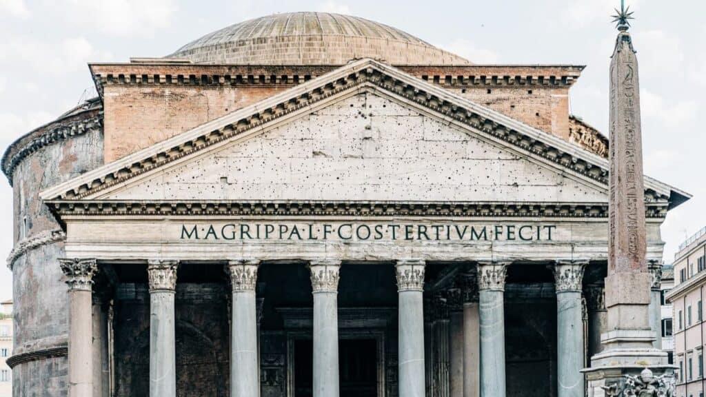 památky starověkého Říma